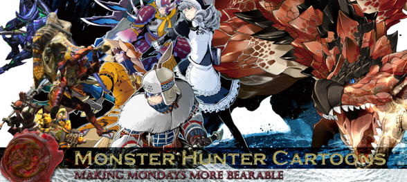 Monster Hunter Cartoons